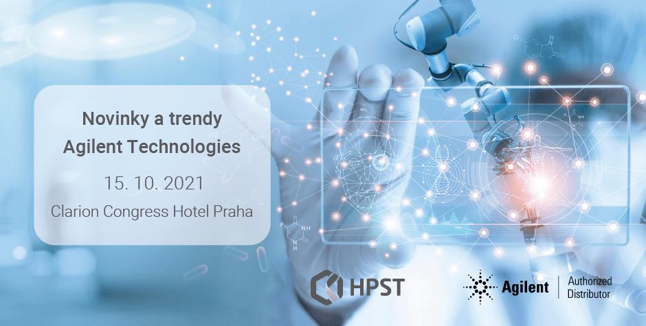 Novinky a trendy Agilent Technologies 2021